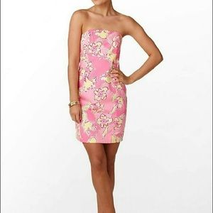 🌼 Lilly Pulitzer Franco Dress in Hotty Pink 🌼